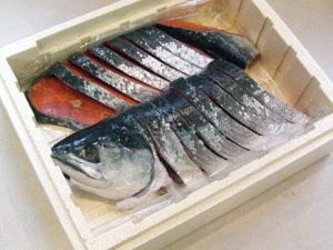 紅鮭パッケージ