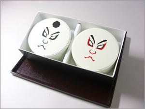 歌舞伎容器写真