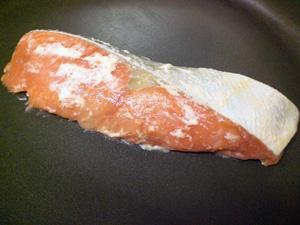 紅鮭西京漬けお召し上がり方